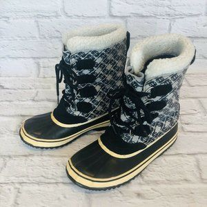 Sorel 1964 Pac Womens Size 7 Snow Winter Boots